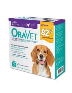 OraVet igiene bocca e denti cani da 11 a 23 kg