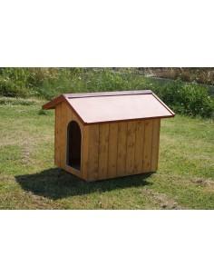 Cuccia in legno Per Cane Tg. XL 87x106 Cm