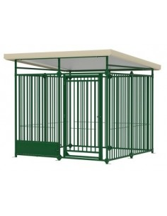 Ferplast Box Cane Dog Pen 2x2