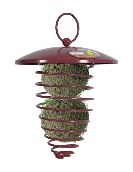 Zolux Spirale per palline di grasso con tettoia
