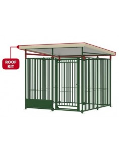 Tetto Per Dog Pen 2x2