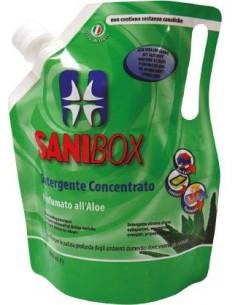 Sanibox - Detergente Per Ambienti - 1 lt