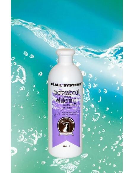 All Systems Professional Formula Whitening Shampoo 500 ml.
