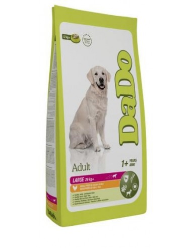 Dado Cane Adult Mantenimento Large Breed Pollo 12 Kg