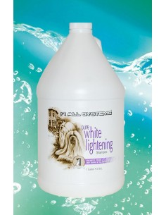 All Systems Pure White Lightening Shampoo 1 Gallone, 3,78 L
