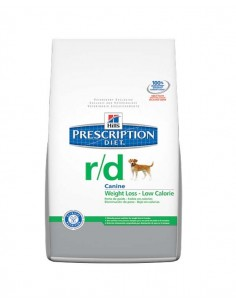 Hill's Prescription Diet r/d Canine - Pollo - kg. 4