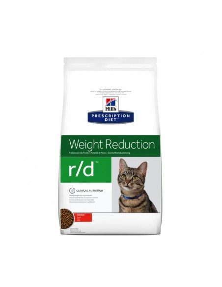 Hill's Prescription Diet Feline r/d - Pollo - Kg. 1,5