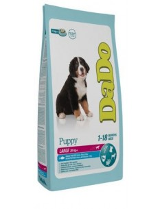Dado Cane Puppy Large Breed Pesce 12 Kg