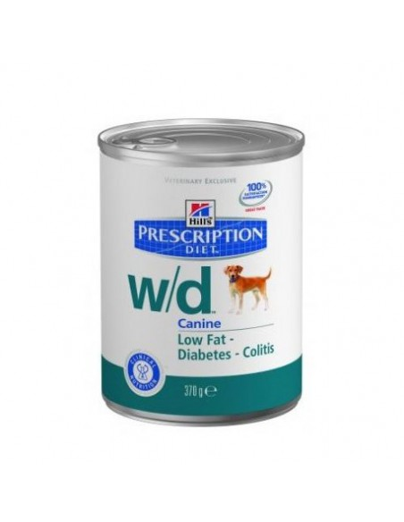 Hill's Prescription Diet - Canine w/d - Barattolo 370 gr.