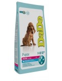 DADO PUPPY MEDIUM PESCE KG. 12