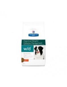 Hill's Prescription Diet Canine w/d - 12 Kg.