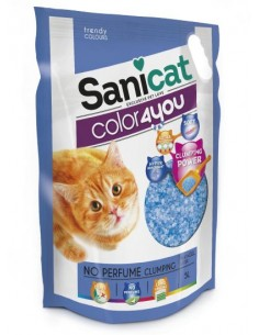 Lettiera Sanicat Color4you 5 LT