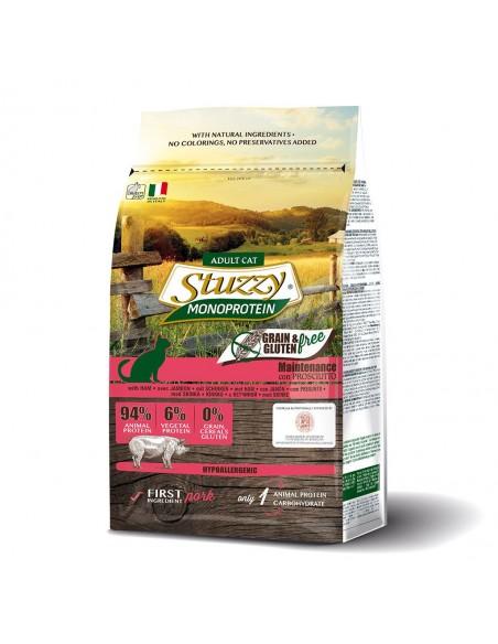 Stuzzy Monoprotein Grain & Gluten Free - Adult Cat - 1,5 kg