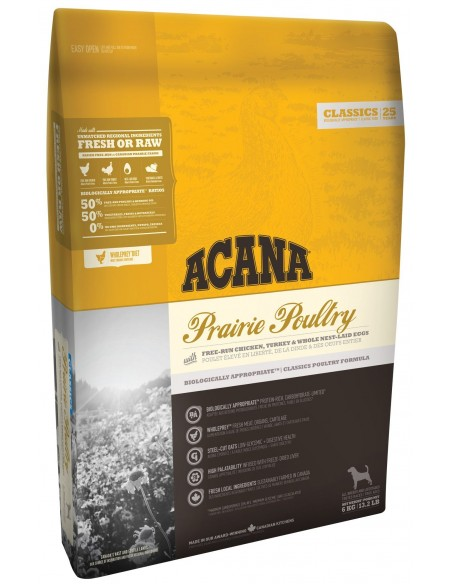 Acana Dog - Classics - Prairie Poultry - 11,4 Kg