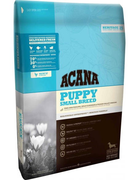 Acana Heritage Puppy Small Breed - 2 Kg - cane
