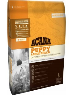 Acana Heritage Puppy Large Breed - cane