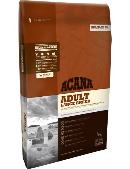 Acana Dog - Heritage - Adult Large Breed - 11,4 Kg