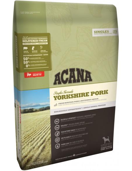 Acana Dog - Singles - Yorkshire Pork - 11,4 Kg