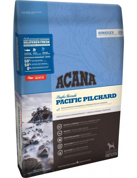 Acana Singles Pacific Pilchard - cane