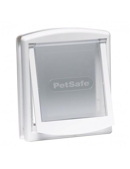 Staywell - Porta per Cani e Gatti - Original - Bianco - Modello Piccolo con sistema a due vie - 715SGIFD