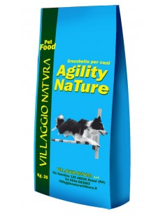 AGILITY SALUTE & PROTEINE KG.20