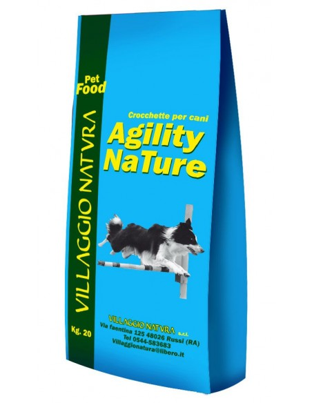 Agility Salute e Proteine Kg 20
