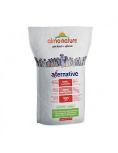 Almo Nature Dog - Alternative - Adult Dog XS/S - Agnello Fresco e Riso - 3,75 Kg