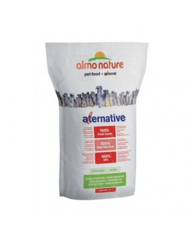 Almo Nature Dog - Alternative - Adult Dog M/L - Agnello Fresco e Riso - 3,75 Kg