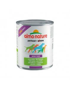 Almo Nature Dog - Dailymenu - Adult Dog - con Tacchino - 800 gr - Barattolo