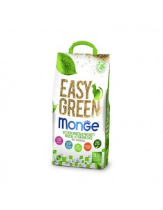 Monge Gatto - Lettiera Easy Green - 10 L - 3,8 Kg