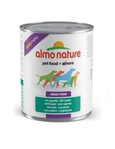 Almo Nature Dog - Dailymenu - Adult Dog - con Agnello - 800 gr - Barattolo