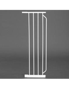 Carlson - Estensione 30 cm per Cancello Extra Tall - Colore Bianco