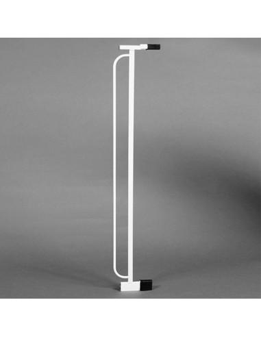 Carlson - Estensione 10 cm per Cancello Extra Tall - Colore Bianco