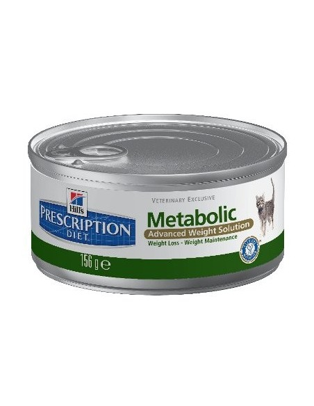 Hill's Prescription Diet Metabolic Feline - gr. 156