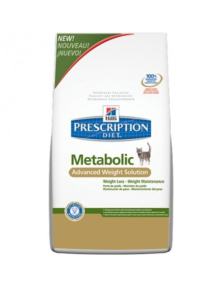 Hill's Prescription Diet Metabolic Feline - Kg. 1,5
