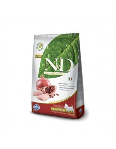 Farmina Dog - N&D Grain Free - Pollo & Melograno - Adult Mini - 2,5 Kg