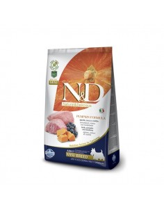 Farmina Dog - N&D Grain Free Pumpkin - Agnello & Mirtillo - Adult Mini - 2,5 Kg