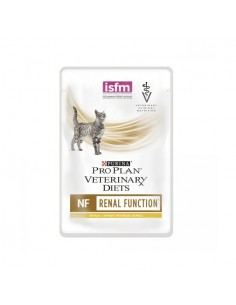 Purina Pro Plan Cat - Veterinary Diets - Renal Function NF St / Ox - 85 gr. x 10 buste