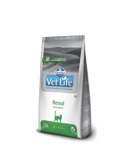 Farmina Cat - Vet Life - Natural Diet - Renal - 400 g