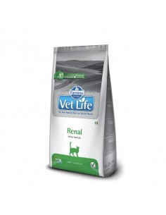 Farmina Cat - Vet Life - Natural Diet - Renal - 2 Kg