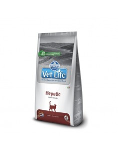 Farmina Cat - Vet Life - Natural Diet - Hepatic - 2 Kg