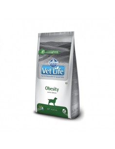 Farmina Dog - Vet Life Natural Diet - Obesity - 12 Kg