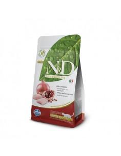 Farmina Cat - N&D Grain Free -  Pollo & Melograno - Neutered - 300 g