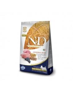 Farmina Dog - N&D Low Ancestral Grain - Agnello & Mirtillo - Adult Mini - 2,5 Kg