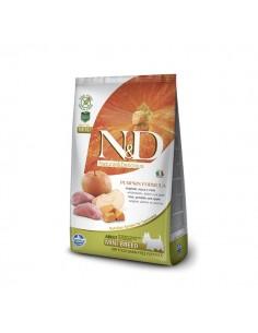 Farmina Dog - N&D Grain Free Pumpkin - Cinghiale & Mela - Adult Mini - 2,5 Kg