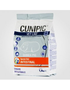 Cunipic VET LINE Intestinal Support Porcellino d'India Kg 1,4
