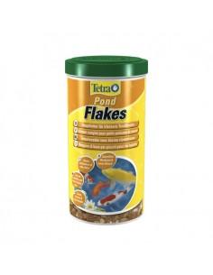 Tetra - Pond - Flakes - Mangime di base per piccoli pesci da laghetto - 1 L