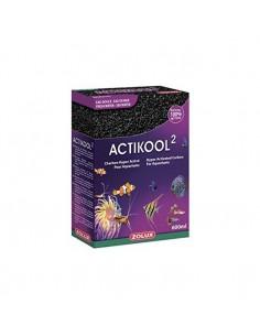 Zolux - Actikool2 - Carbone Minerale Iperattivo per Acquari - 600 ml