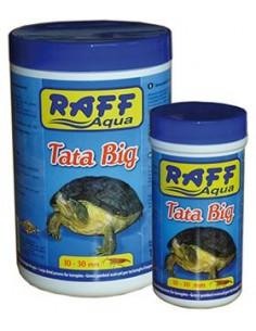 Raff Aqua - Tata Big - Grossi Gamberi Essicati per Tartarughe Acquatiche Grandi - 40 g