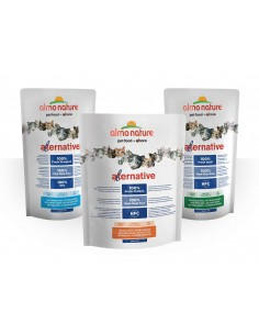 Almo Nature Cat - HFC Alternative Dry - Cibo secco - Pollo e Riso - 750 g